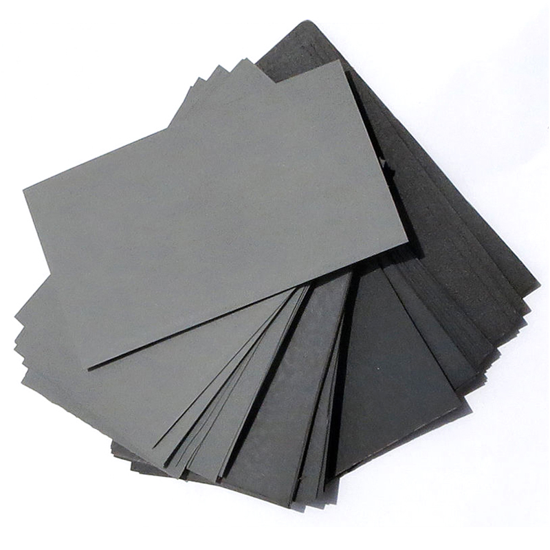 Wholesale Anti-blocking Sandpaper Equipment Sandpaper 600/800/1000/1200/1500/2000/2500 Grit