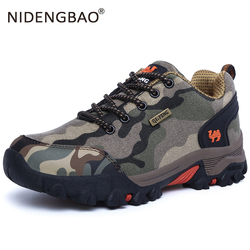 Unisex Outdoor Hiking Shoes Men Breathable Trekking Sneakers Mountain Boots Anti-Slippery Sneakers couple shoes Size 36-44