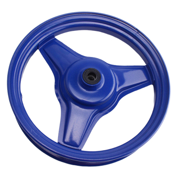 Wheel Rim 11 Inch 275mm Replacement for Yamaha PY50 PW50 PY PW 50 - Blue - Front & Rear High Quality