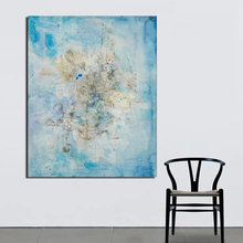 Zao Wou Ki  Abstract Wallpaper HD Canvas Painting Print Living Room Home Decoration Modern Wall Art Oil Painting Posters Picture