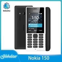 Nokia 150-Refurbished GSM Cheap Phone Unlocked Original 1020mah Dual-Sim