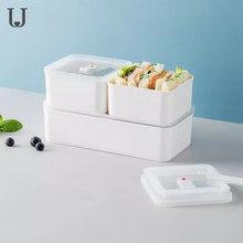 Портативная коробка для завтрака из здорового материала коробки