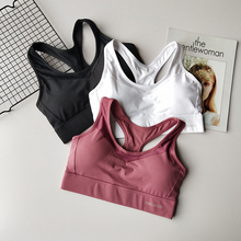 Sport Bra Top Breathable Sports Fitness Yoga Back Meshed Running Sexy Lady Sportswear