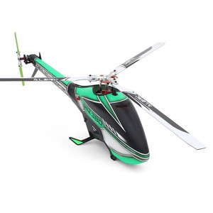 Image 1 - ALZRC   Devil 380  TBR KIT Helicopter 380 RC Helicopter  Silver   2019