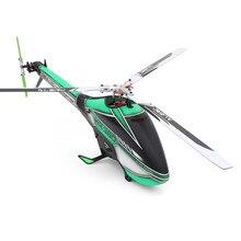 Alzrc 악마 380 tbr 키트 헬리콥터 380 rc 헬리콥터 실버 2019
