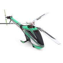 Alzrc devil 380 tbr kit helicóptero 380 rc helicóptero prata 2019