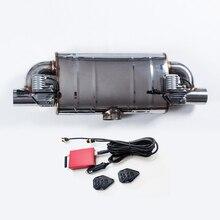 Cars Sounds Muffler Exhaust Valve Muffler Cutout Muffler T Style Muffler Gasoline Engine Muffler