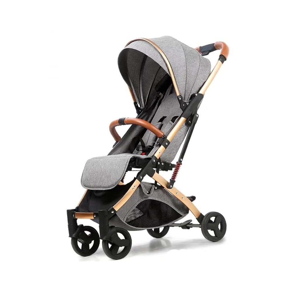 Baby Stroller Lightweight Travel Pushchair Plane Pram 5.9kg