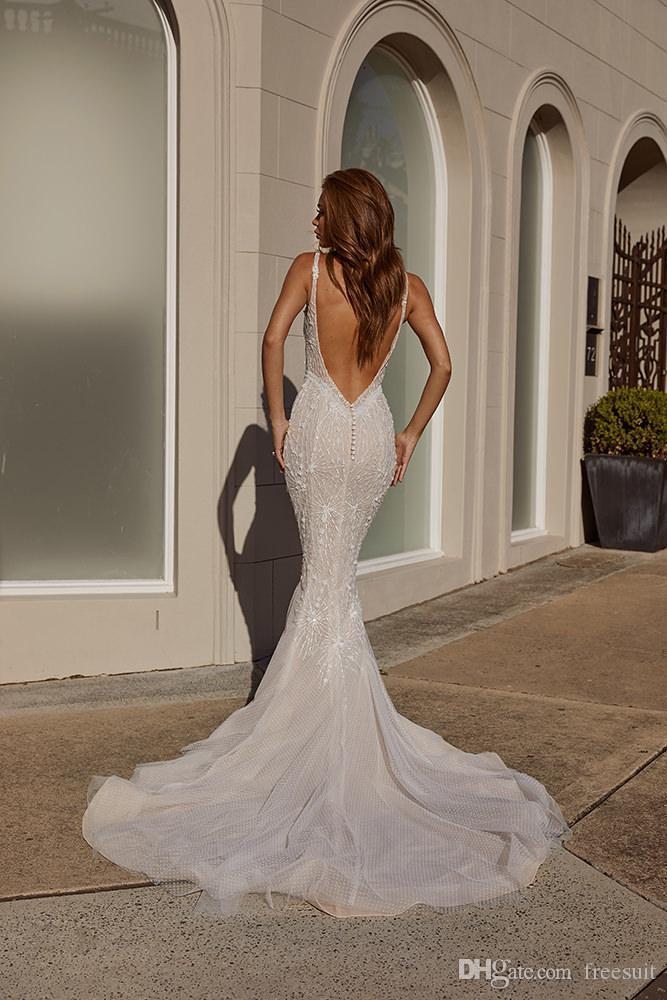 Image 3 - Eslieb beads custom made wedding dress 2020Wedding Dresses   -