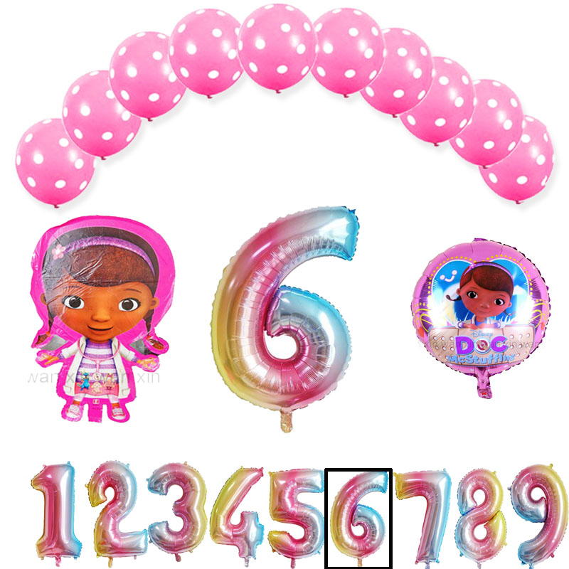 Sizes 6 months - Adult 5XL Custom Airbrushed Doc McStuffins Design