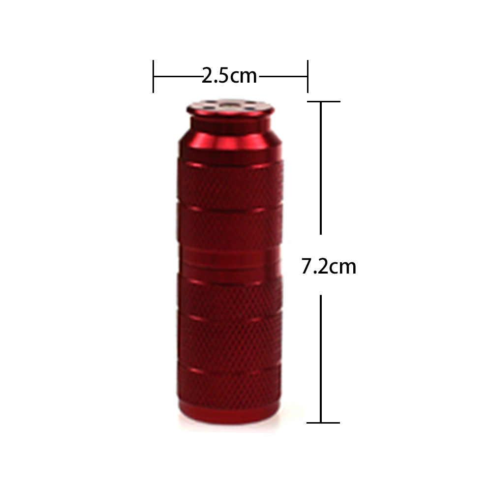 4th Portable bita śmietana dozownik Cracker mini gumka Grip bezpieczny dozownik gazu kanister biczowanie krem deser narzędzia