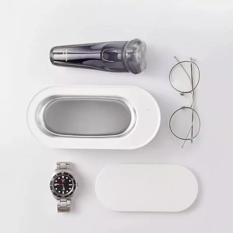 New Xiaomi EraClean Ultrasonic Cleaner Machine For Washing Jewelry Glasses Watch 4