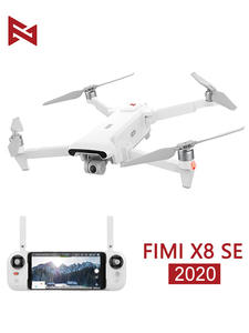 FIMI Helicopter Drone Gps Rtf Video 3-Axis-Gimbal 1-Battery X8se 4k Camera RC FPV 8KM