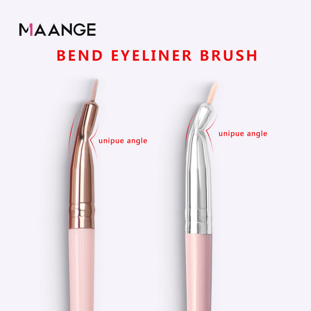 MAANGE Pro 3/5/12 PCS Makeup Brushes Set Eye Shadow Blending Eyeliner Eyelash Eyebrow Blush Make Up Brush Tools Kit Maquiagem 2