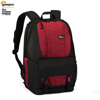 """hot sall Genuine  Fastpack 250 aw (red) Photo DSLR Camera Bag Digital SLR Backpack laptop 15.4"""" with All Weather Cover"""