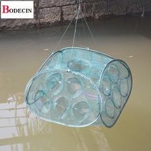 Crayfish Netting Trap Catcher Crab-Cage Network-Fish-Crab Small Fishing/landing-Net Rakolovka