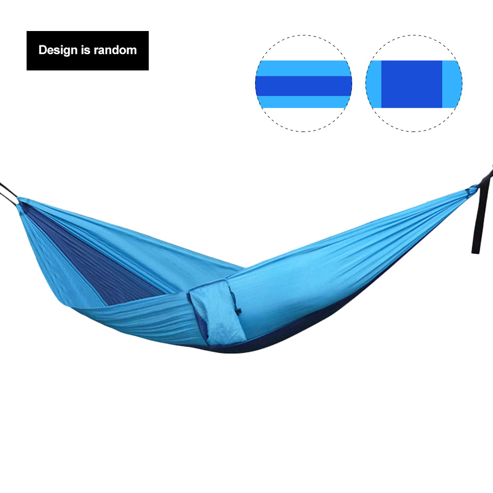 180*80cm Children Camping Hammock Nylon Cloth Dormitory Single Children Outdoor Camping Outdoor Swing Dropshipping Fast Delivery