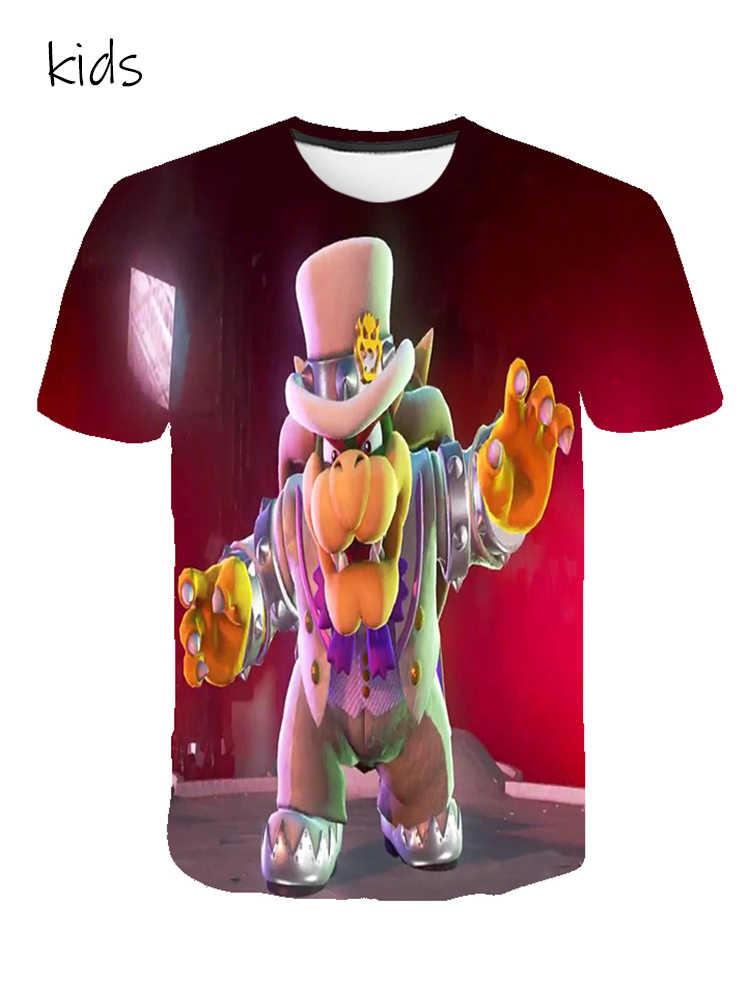 בני חולצה cartoon ספיידרמן Sonik קריקטורה 3D מודפס חולצה ילדים צבע בגדי למפה אישית אביב סתיו ילד sh