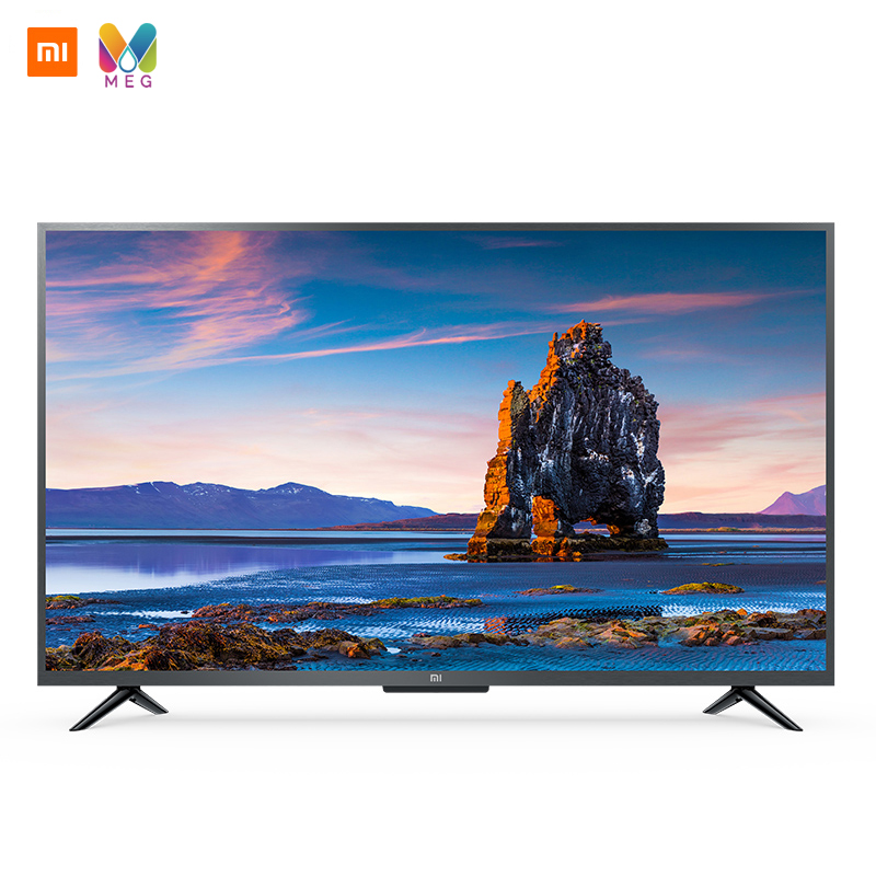 TV Xiao mi TV Android Smart TV 4S 43 pouces QFHD Full 4K HDR écran TV Set WIFI 1GB + 8GB Dolby Audio - 4