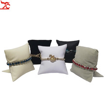Pillow-Holder Rack Bangle Bracelet Anklet-Pillow Jewelry Organizer Chain Cushion-Stand