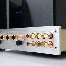 8 قطعة مطلية بالذهب ماس كهربائى المقبس فونو موصل RCA التدريع مقبس متفرع غطاء وقائي قبعات