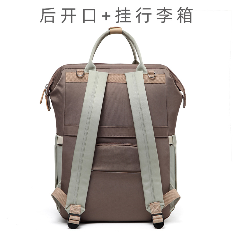 2020 New Style Diaper Bag Large Capacity Backpack Multi-functional Fashion MOTHER'S Bag Light Nursing Diaper Bag