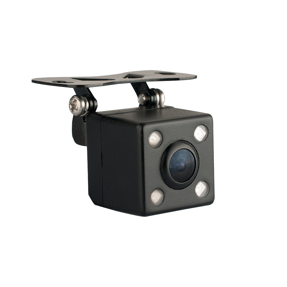 Square LED Light Webcam, On Board Camera Universal Night Vision Webcam