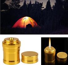 Портативная металлическая мини-спиртовая Лампа, лабораторное оборудование, печи для нагрева жидкости, для выживания на природе, кемпинга, т...
