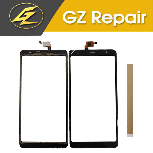 6.0 Inch For BQ BQ-6010G BQ 6010 BQ 6010G Practic Touch Screen Glass Digitizer Touchscreen Panel Replacement Parts With Tape