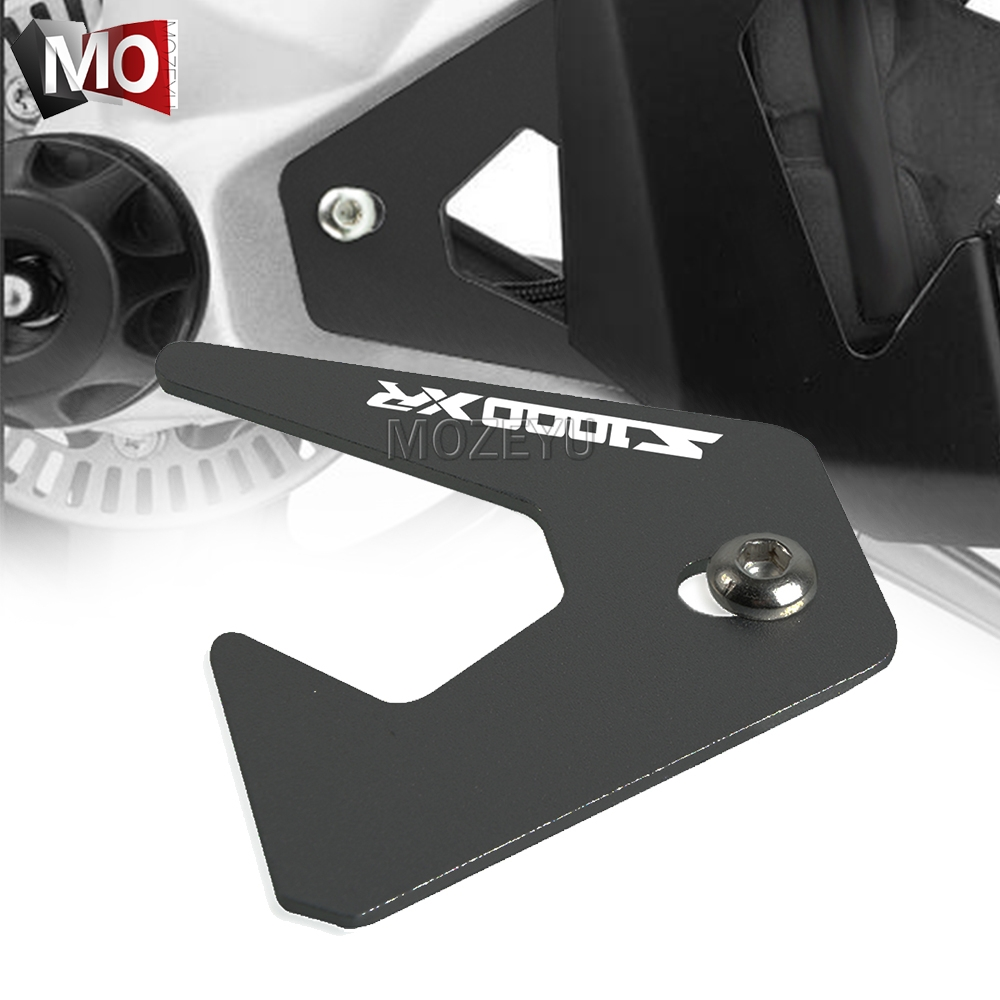Motorcycle Front ABS Sensor Guard Cover Protection For BMW S1000XR <font><b>S</b></font> <font><b>1000</b></font> <font><b>XR</b></font> S1000 <font><b>XR</b></font> Sensor Guard Cover Protection S1000XR image