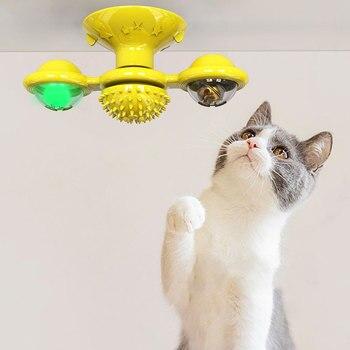Windmill Cat Toy 2