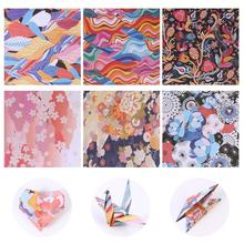 Papercraft-Tools Scrapbooking-Decoration Origami-Sheets-Material 100-Sheets Printing