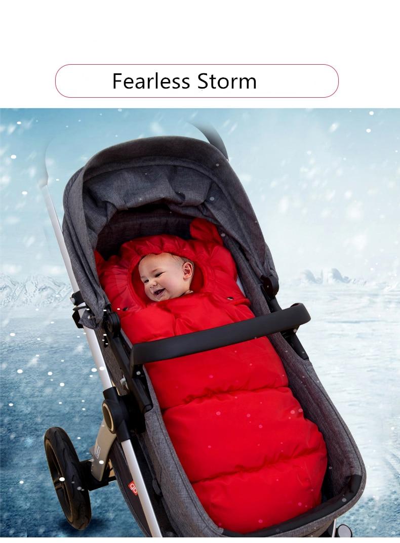 Winter Infant Sleepsack Plus Velvet To Keep Warm Baby Sleepsack Spandex Sleepsack Cute Baby Sleepsack Zip Kids Sleeping Bag