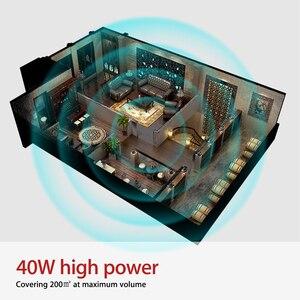 Image 3 - 40w tws interconexão cartão inserção sem fio bluetooth alto falante função de chamada à prova dwireless água portátil ao ar livre surround som mini