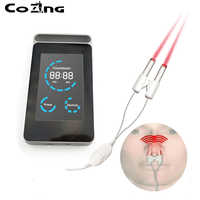 Mediacl Grade Laser-instrument Hay Fever Cure Sinusitis Pulse Treat Bionase Nose Adult Low Frequency