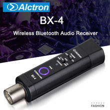 Alctron BX-4 Wireless Bluetooth Audio Receiver For Music Streaming Sound System Bluetooth 4.0 For Speaker Phone Tablet