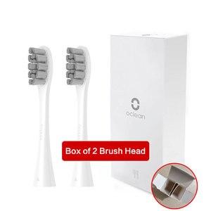 Image 5 - Oclean X סוניק חשמלי מברשת שיניים ראשי משודרג עמיד למים קולי אוטומטי מברשת שיניים USB נטענת