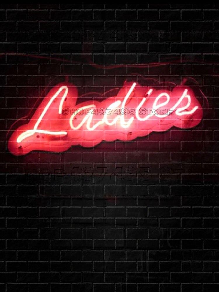 LADIES DESIGN custom neon sign for rooms gifts neon sign LED neon light neon luces coffee Light letrero ip neon bulbs