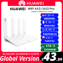 Huawei Router AX3 5ghz 3000mbps Global-Version Wi-Fi Wireless Dual-Core 6-Plus 4