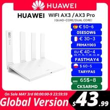 CODE:FASTMAY4 40€-4 off Versão global huawei roteador ax3 wi-fi 6 plus 2.4ghz & 5ghz duplo núcleo 3000mbps sem fio wi-fi roteador ax3