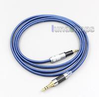 2.5mm 4.4mm xlr 3.5mm alta definição 99% puro prata fone de ouvido cabo para sennheiser momentum 1.0 2.0 on ear fones ln006824|Acessórios para fone de ouvido|   -