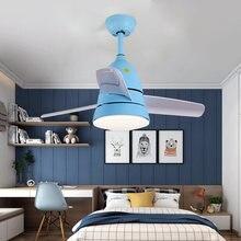 Скандинавский потолочный мини вентилятор макарон украшение для