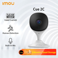 Dahua Imou-cámara IP Cue 2c 1080P, Monitor de bebé con detección humana, cámara inteligente compacta para interior