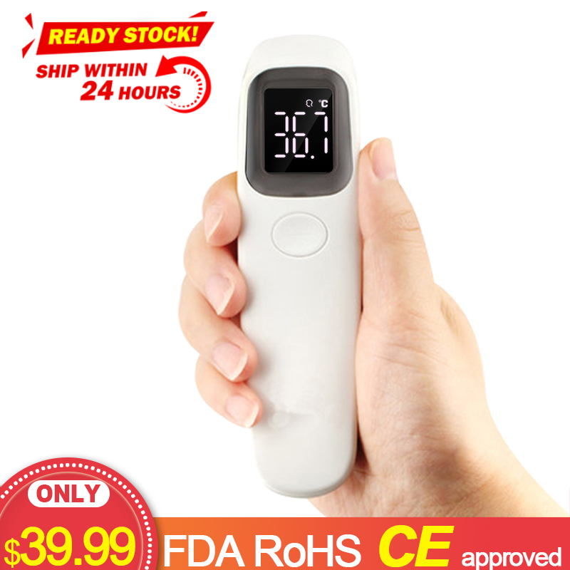 ELERA New Arrival Baby Digital  Infrared Thermometer Non-contact Body Temperature Meter For Baby Child And Adult