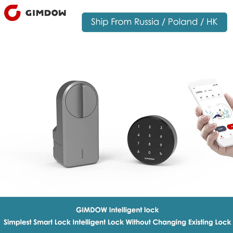 GIMDOW Hotel Lock Electric Password-Disk for Include title=