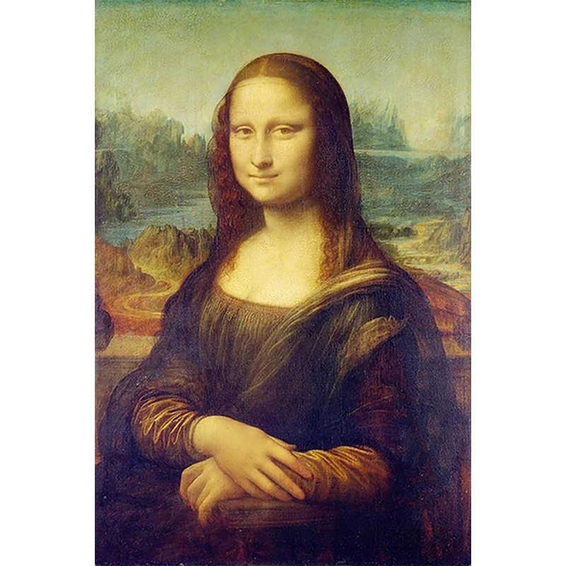GATYZTORY 5D יהלומי ציור מלא כיכר פסיפס קיר מדבקת DIY יהלומי רקמת בית תפאורה Custom המונה ליזה ו הפשטה