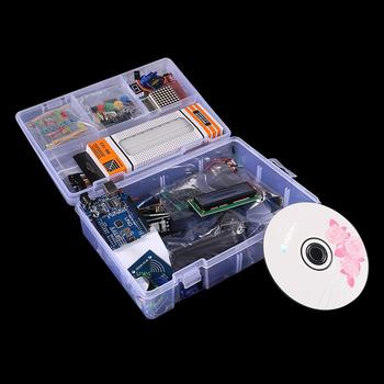 NEWEST RFID Starter Kit for Arduino UNO R3 Upgraded version Learning Suite Retail Box Mega 2560 Starter Kit  For Arduino недорого