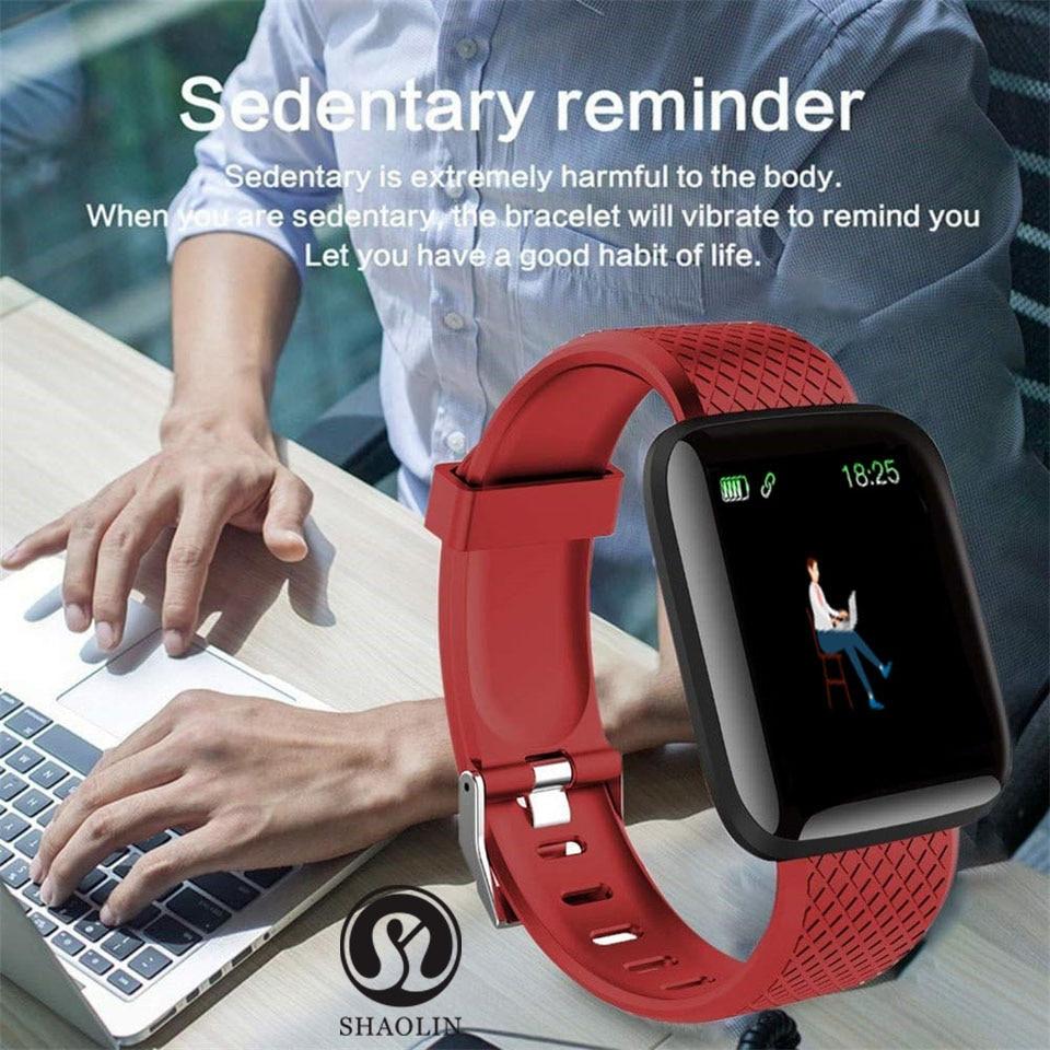 Unisex Smart Exercice Watch-Sedentary Reminder