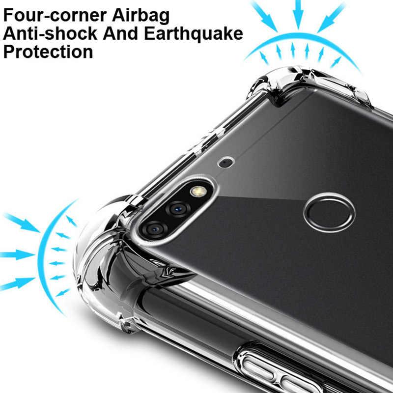 Cho Xiao Mi Mi 9 SE 9T CC9 Pro A3 Đỏ Mi Đi Note 5 6 7 8 10 a2 Y3 K20 Lite TPU Bao Điện Thoại Vỏ Chống Sốc Túi TXTB1