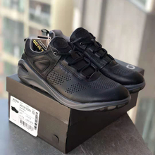Golf-Shoes Spikeless Breathable Mens Black Anti-Slip for Mesh New-Arrival